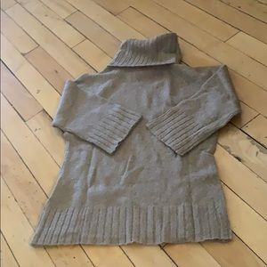 Roots turtleneck sweater